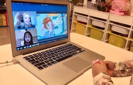 线上儿童英语培训机构选择主要看以下这三个方面