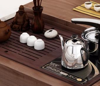 喝茶养生计划 从顶奢多功能智能茶几开始
