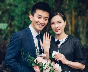 张培萌结婚DR钻戒多少钱 不愧是百米飞将求婚不过20天就结婚