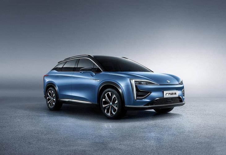 综合续航650km 合创首款SUV将于今晚上市 2020年上半年交付
