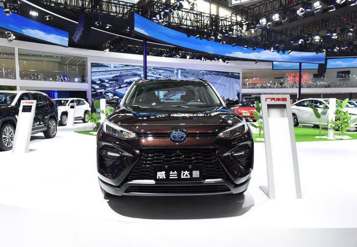 广汽丰田威兰达今日正式预售 4款车型供选择 配置搭配更实用